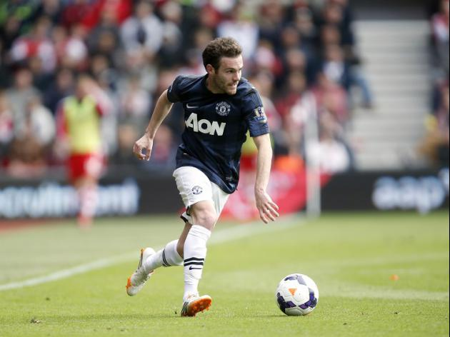 Mata sees trophies under Van Gaal