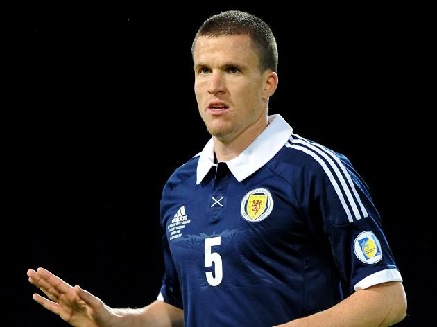 Steven Caldwell not giving up on World Cup Qualification hopes