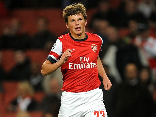 Arshavin back with Zenit
