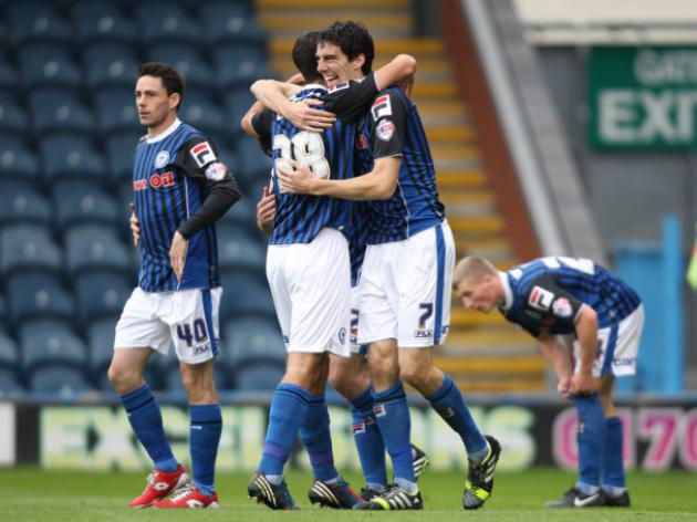 Rochdale 3-2 Northampton: Match Report