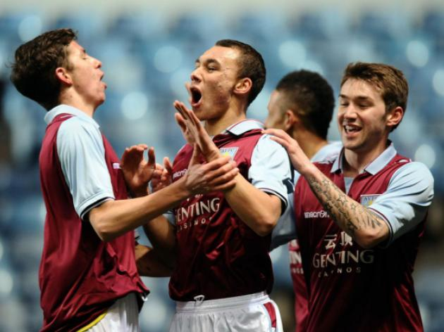 Bright future for Aston Villa as they win NextGen Series 2012/13