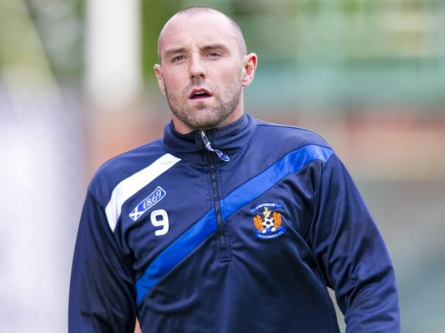 Boyd happy to stay at Killie