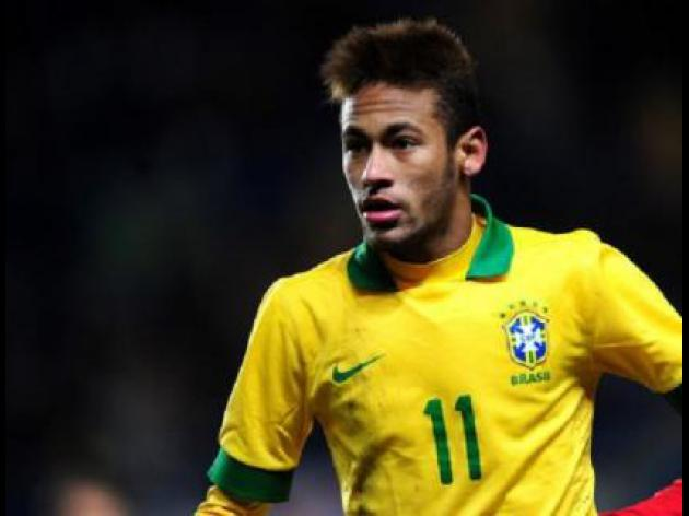 Neymar is named best player at Confederations Cup