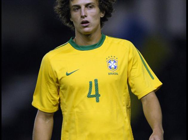Luiz doesn't know Scots from Adam