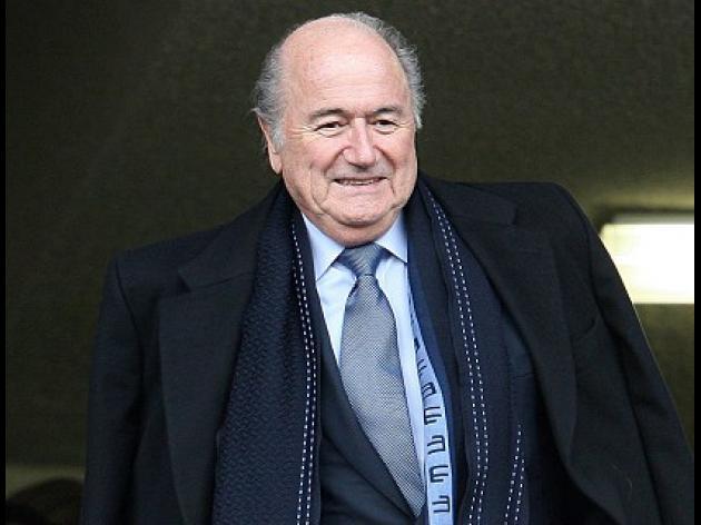 Blatter dismisses Qatar fears