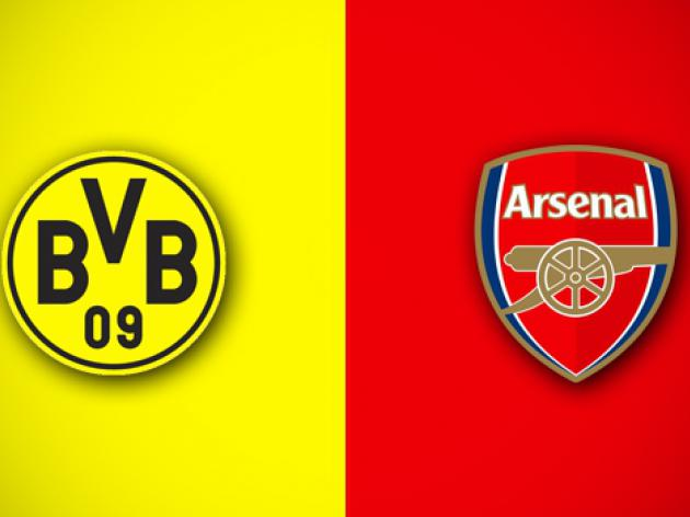 Borussia Dortmund v Arsenal: Match Preview