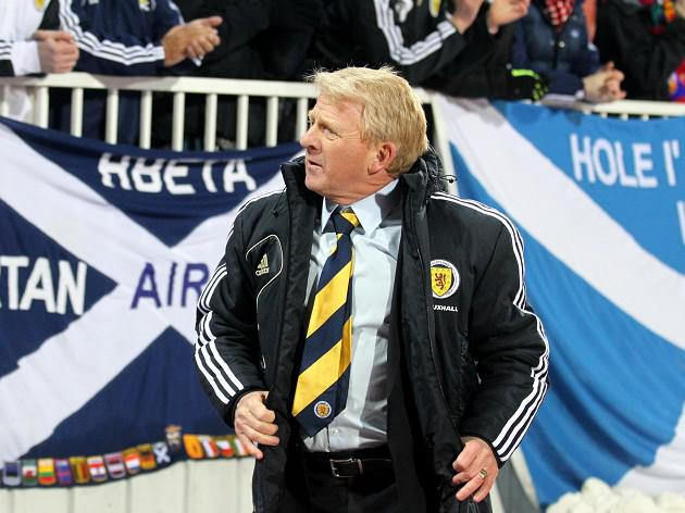 Gordon Strachan believes Scotland should not be embarrassed