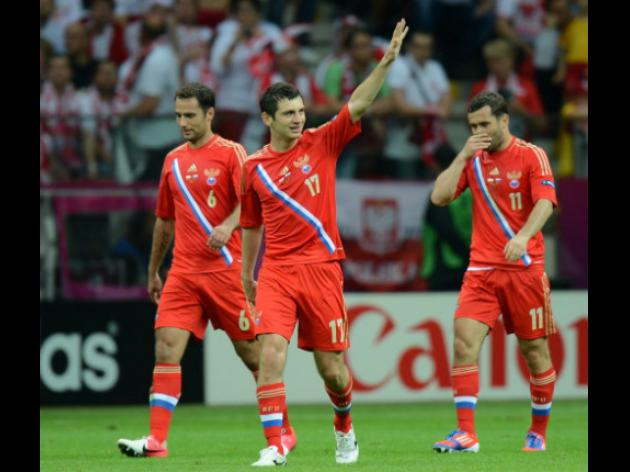 Best players of Euro 2012 so far