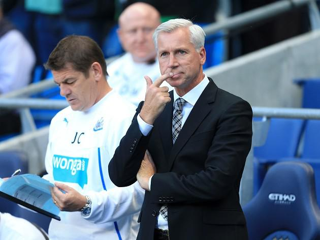 Pardew wants one more signing