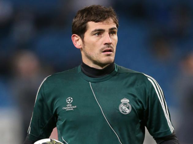 Real Madrid keeper Iker Casillas denies Mourinho injury claim