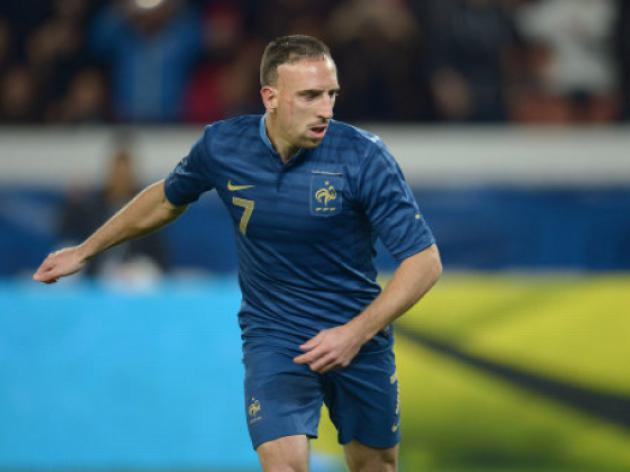 Injured Ribery targets Club World Cup in Morocco