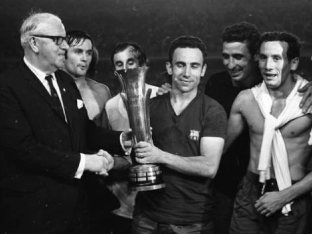 The Story of the Fairs Cup