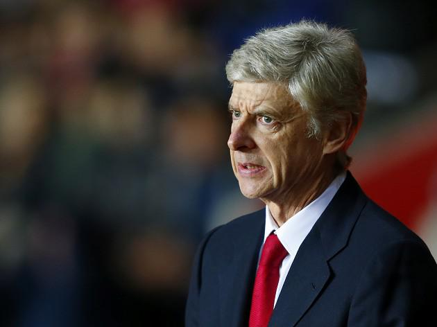 Arsenal boss Arsene Wenger hits out at players