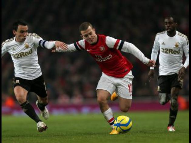 Jack Wilshere can do it all says Arsene Wenger