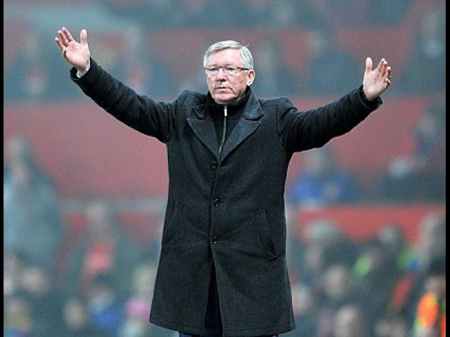 Fergie: Refs shouldn't keep time