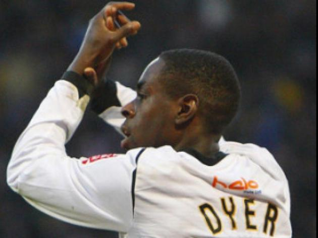 Dyer: Swansea move was right for me