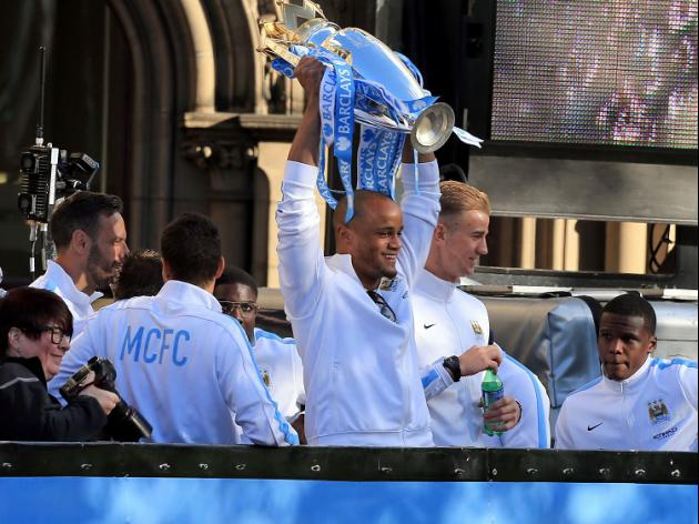 Kompany eyes further glory