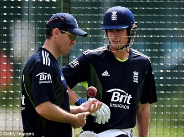 CHARLES SALE: EXCLUSIVE - England coach Dene Hills will defect to the Aussies DURING Ashes
