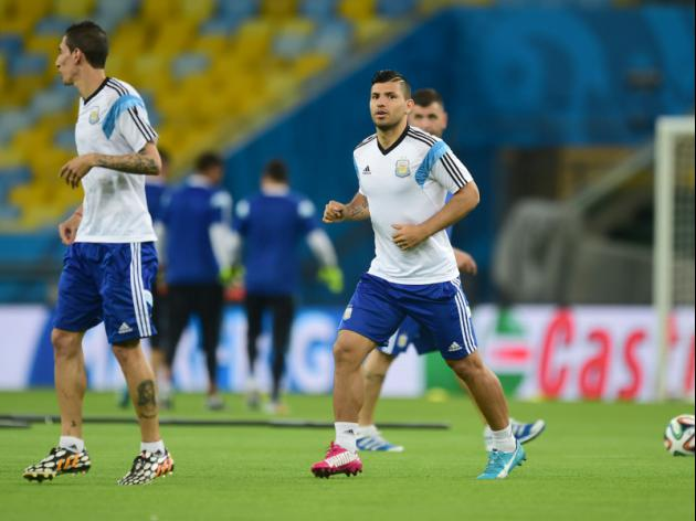 Underdog tag helps Argentina, claims Aguero