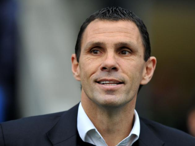 Gus Poyet shows his desire for the Chelsea job