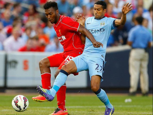 Liverpool edge Man City on penalties in friendly