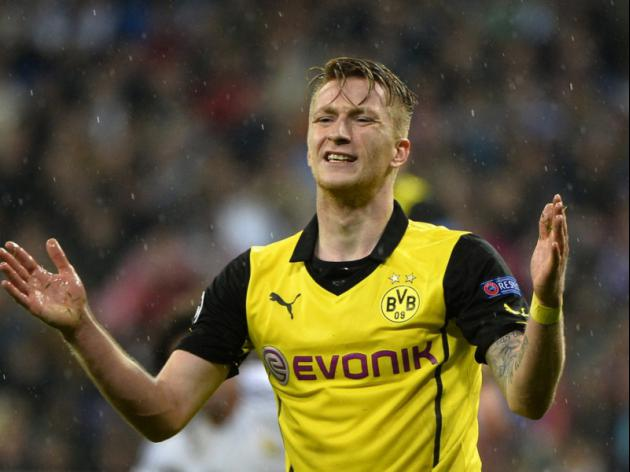 Liverpool ready to step in as Reus talks stall