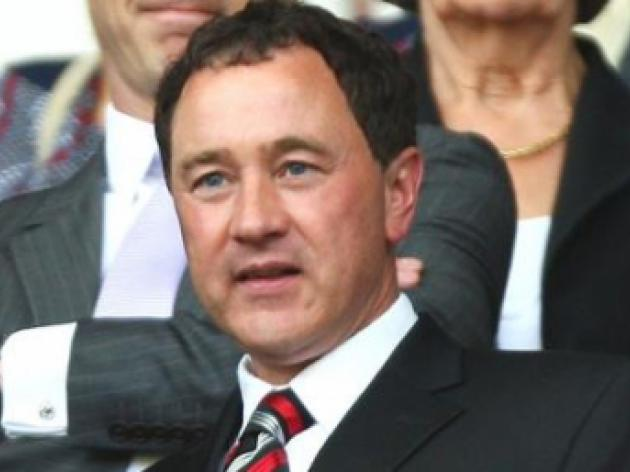 I am going to stay at Middlesbrough says Steve Gibson