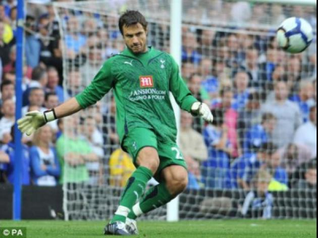 Cudicini on road to recovery as Spurs keeper is released from hospital