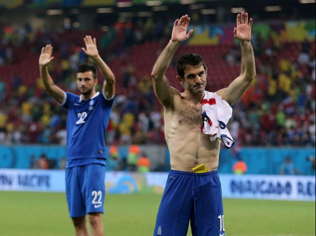 Karagounis quits internationals