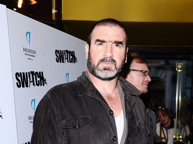 Cantona cautioned over assault