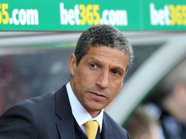 Hughton: We want to make progress