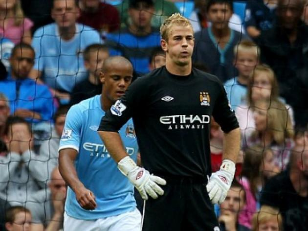 Manchester City goalkeeper Joe Hart wants a flying start in Europa League