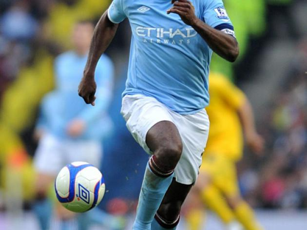 Toure returns positive test