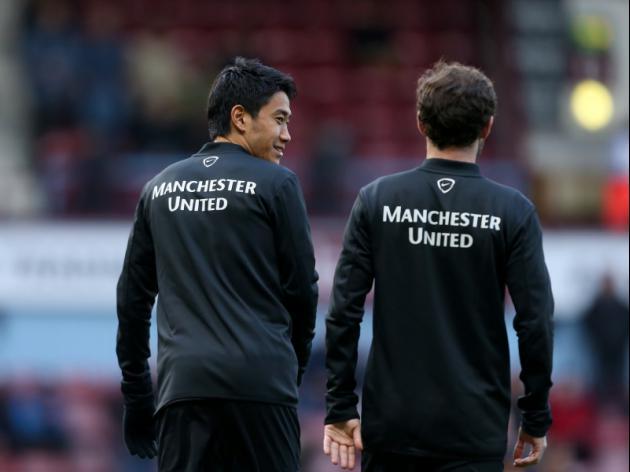 The fate of Manchester United's Juan Mata and Shinji Kagawa