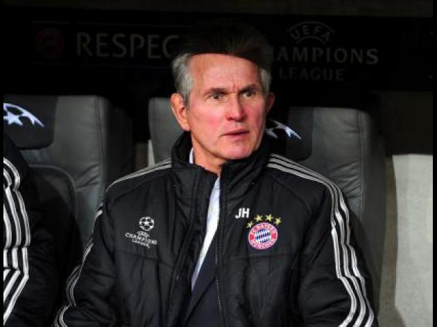 Bayerns Heynckes to close Gladbach circle