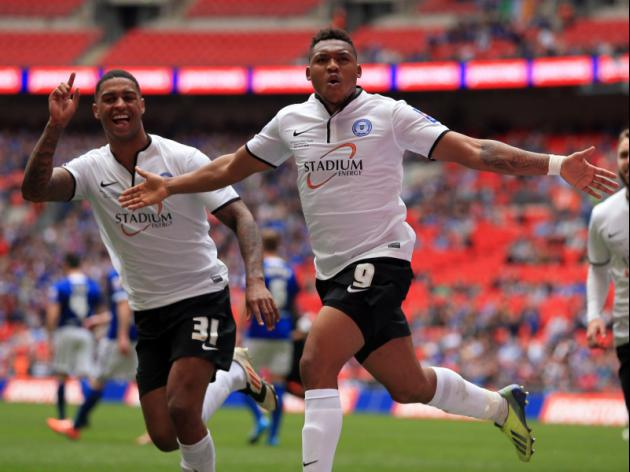 League One FTBpro PFA Fan Player Of The Year Contender: Britt Assombalonga - Peterborough United