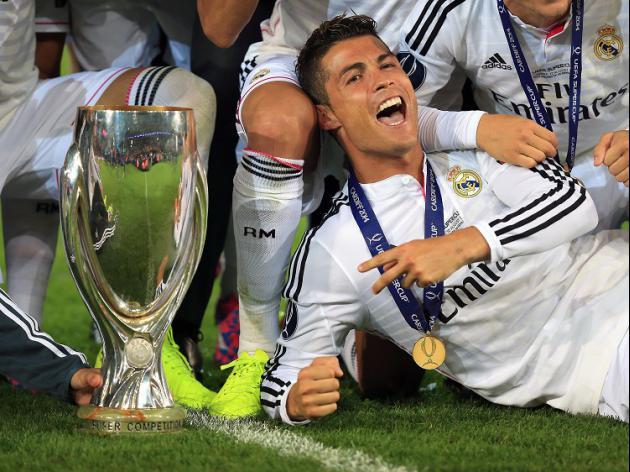 Ronaldo expects English challenge