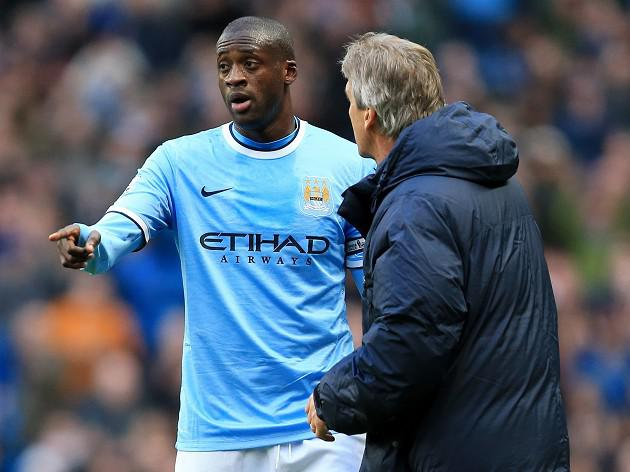 Toure fires warning to Liverpool