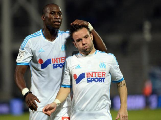 Marseille prove too strong for Lorient