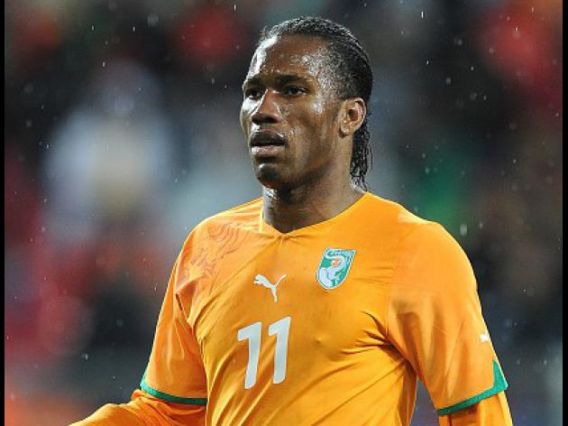 Drogba heads African player of the year shortlist