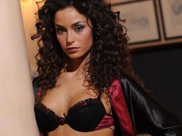 WAG of the week: Raffaella Fico