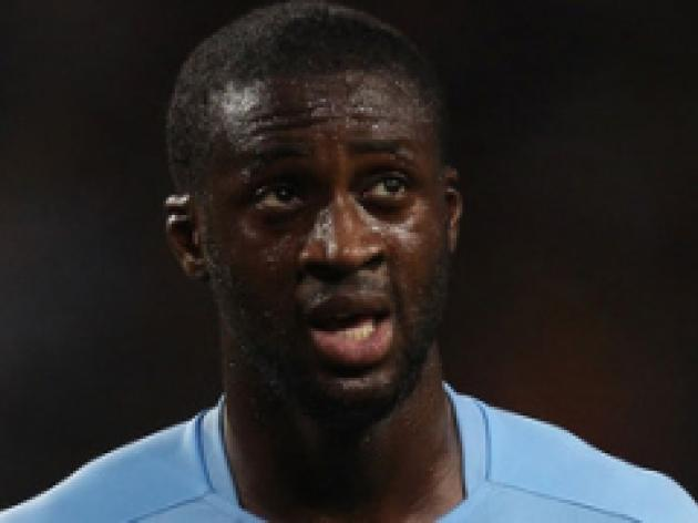 Toure loving life in England