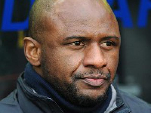 Vieira dignified over World Cup omission