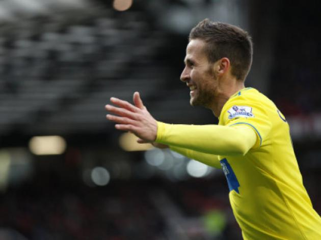Could Yohan Cabaye be 'The One' to solve Manchester United's midfield problems?