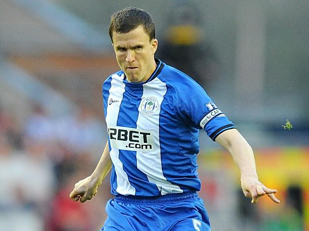Wigan defender Caldwell out to prove brother wrong
