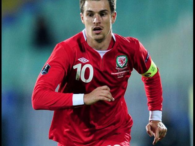 Ramsey would play alongside Shawcross