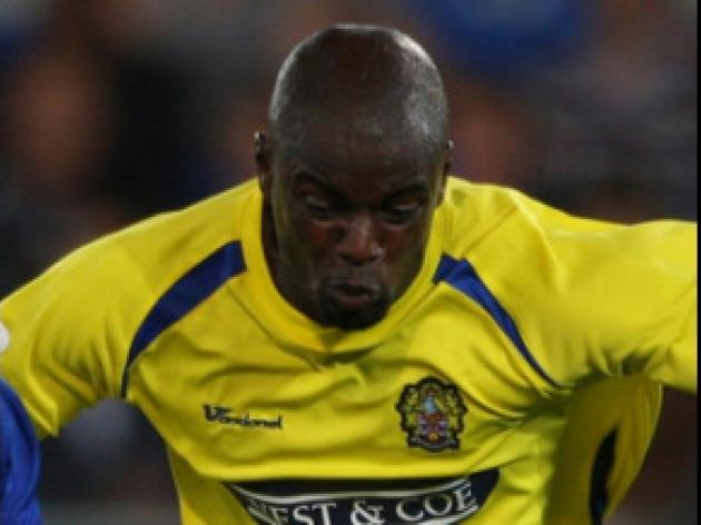 Antwi ruled out of Cobblers clash
