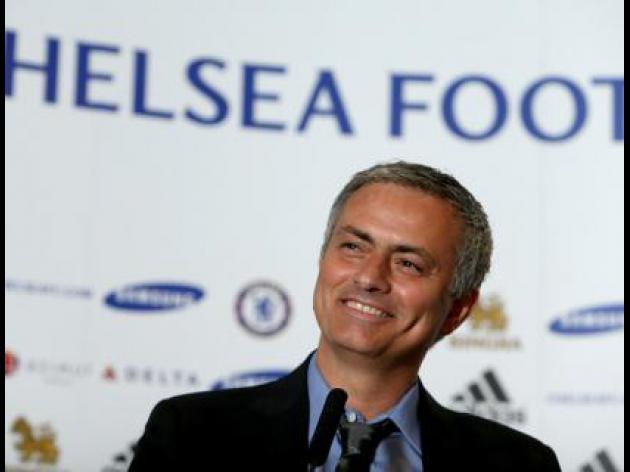 Key year for World Cup hopefuls says Chelsea boss Mourinho