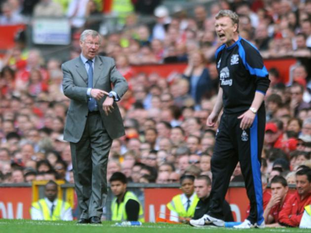 Moyes, not Mourinho, for Manchester United
