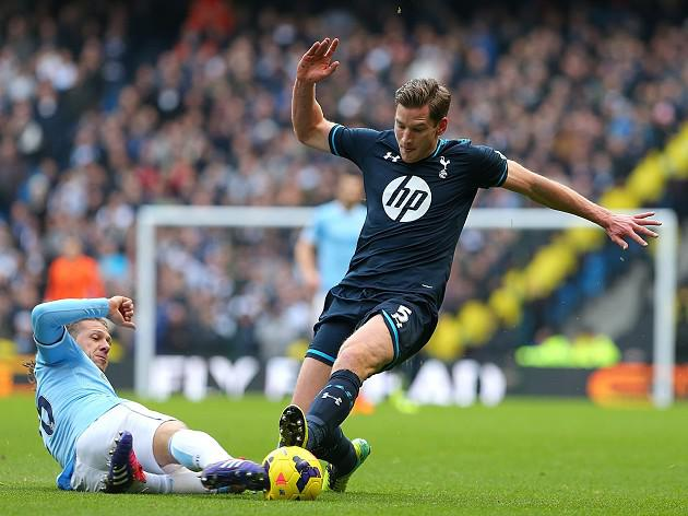 United clash spurs on Vertonghen